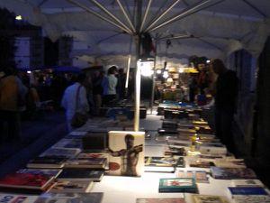 21e édition de la Nuit du Livre à Bécherel : jeudi 11 août 2106, toute la journée et (une partie) de la nuit !