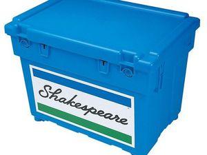 Caisse Shakespeare seat box / Sunset Sunseat