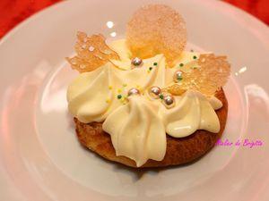 Tartelettes au citron revisitée