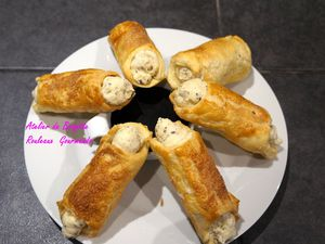 Rouleaux Gourmands