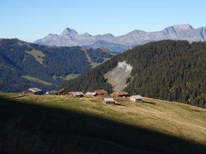Mont Joly&gt&#x3B;&gt&#x3B;&gt&#x3B;Aiguille Croche (traversée des arêtes)