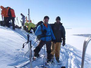 Mont Colombier: Face nord + face ouest