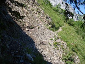 Pointe d'Arcalod: Tour et sommet (1/2)