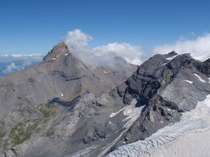Mont Ruan / Grand Ruan: Depuis Emosson (2/2)