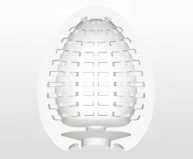 Intérieur et texture d'un oeuf Tenga