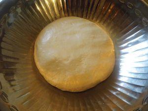 Petits pains au fromage et jambon