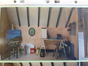 L'atelier du peintre