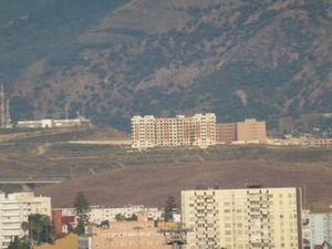 Habitats coloré à Algésiras