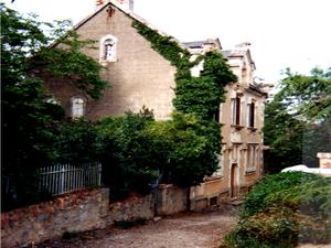 Tour Magdala - Tombe de Bérenger Saunière et villa Béthanie.
