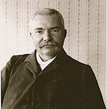 Pasteur Charles Wagner (1852 - 1918)   http://www.tieffenbach.fr/Histoire.php?page=49