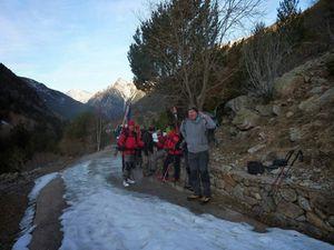 Val de Boï  3ème jour