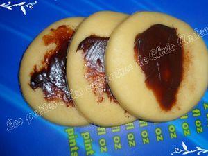 Brioche bouclettes fourrée au chocolat