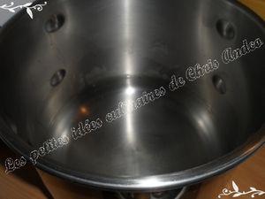 Filets de poulet au cognac et champignons/pommes de terre à la vapeur