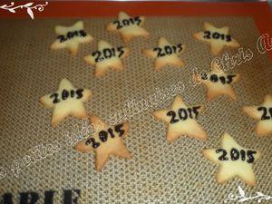 Sapin en macarons pour fêter la nouvelle année 2015 !!!