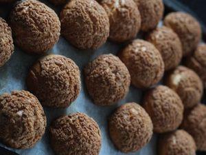 Eclairs &amp&#x3B; Choux au Chocolat &amp&#x3B; Fève Tonka