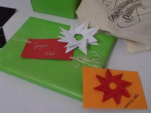 Projet 12 créatif, décembre 2014 : la magie