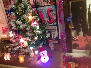 Préparation de notre goûté de Noël chez Cathy