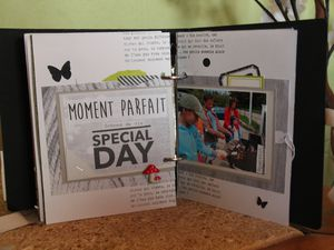 Scrap - Mini Album Happy Day by Prisca