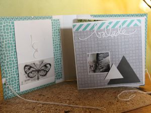Scrap - Mini Album Moments Inoubliables