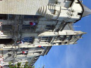 Photos de Saumur l'Hotel de ville et maisons anciennes
