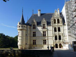 le Château (en partie en travaux de rénovation)