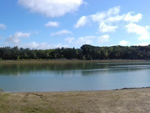 Lac de Saint Cricq