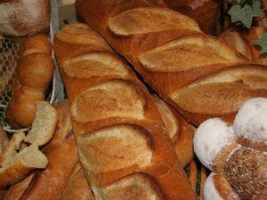 Fête du pain, Chemillé 2016