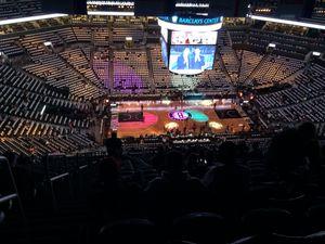 Hier soir NBA match de playoffs au Brooklyn center
