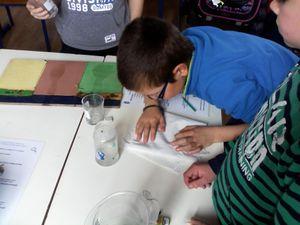 Les cycles poursuivent leur découverte sur l'eau avec des expériences