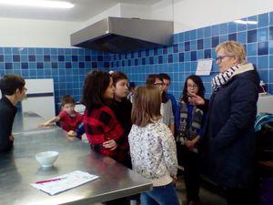 La soupe solidaire à Bocher