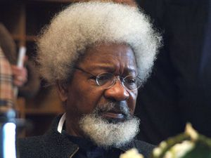 Wole Soyinka, the voice for Human Rights &amp&#x3B; Freedom
