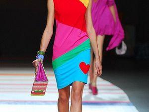 L'icône de la mode Espagnole, Ágatha Ruiz de la Prada, invitée de marque de la Fashion Week Nigériane 2014
