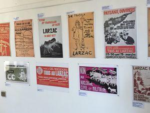 [Vernissage] &quot&#x3B;La Cazotte fait le mur&quot&#x3B; à la maison de la mémoire