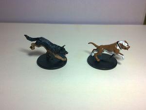 Zombicide : peinture de Doug et Josh, et de chiens