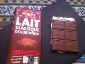 Brownies au chocolat au lait dégustation et M&amp&#x3B;M'S Crispy .