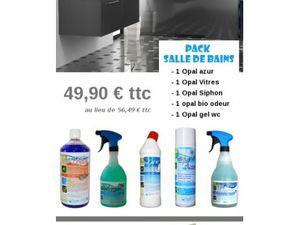 Nouveau concours  avec les produits Opaline janvier 2015 .