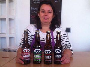 Concours avec &quot&#x3B; Les Eye's Hunters &quot&#x3B; la bière artisanale de Lunel &quot&#x3B; .