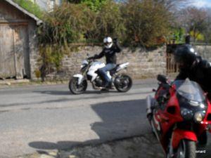 Les motos sont de sortie!