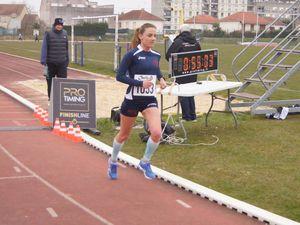 Course de l'heure, Montereau Fault Yonne, le 19/03/2016