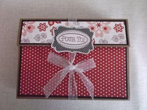 Atelier Stampin Up