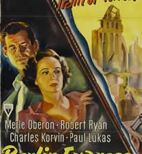 Berlin Express de Jacques Tourneur