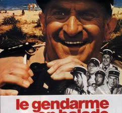 Le Gendarme en balade de Jean Girault