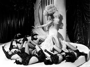 Lucille Ball in Ziegfeld Follies directed by Vincente Minnelli, 1946Judy Garland in Ziegfeld Follies directed by Vincente Minnelli, 1946 -