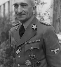 Arthur Nebe - Ernst Kaltenbrunner