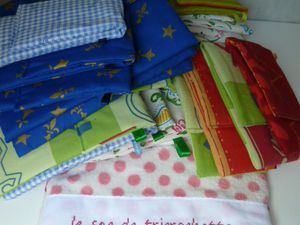 N°160 Le sac de Tricrochette chez Pat'à Syl