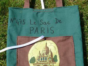 N°475 Le sac de Paris (Nel)