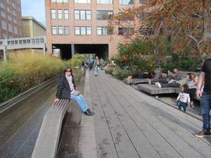 NEW YORK : Le MOMA et la High Line