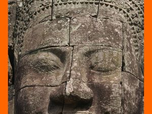 Angkor Thom. Le Bayon