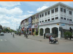 Banteay Samrê. Cambodge 2012