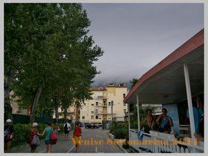 Venise 2014. Départ pour Sottomarina. Jour 9